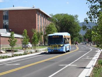 Mountain Link Bus