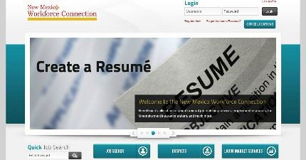 Create a Resume Browser Screen