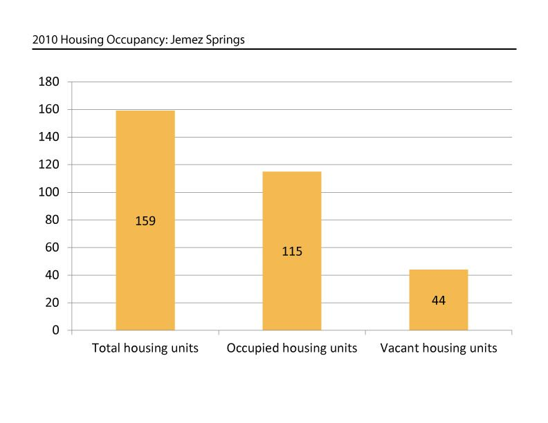 2010 Housing Occupancy Graph