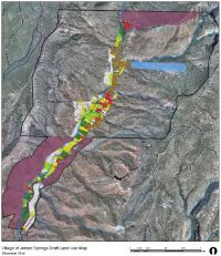 Village of Jemez Springs Draft Land Use Map