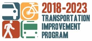 2018 to 2023 Transportation Improvement Program Logo