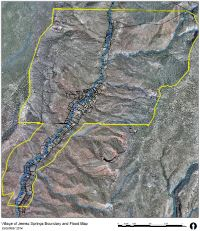 Village of Jemez Springs Boundary and Flood Map